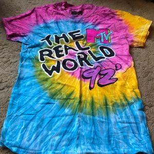 MTV Real World Tee